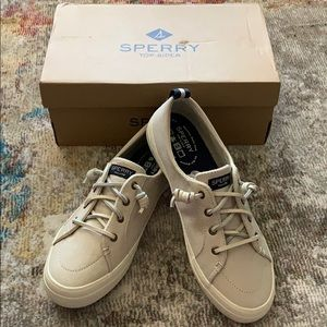 BNWB Sperry Top-Sider Crest Vibe Leather Sneaker